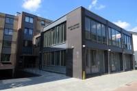 Plaatje van Herbestemmen van Gemeente kantoor naar 23 betaalbare starterswoningen